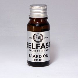 Belfast Eejit Beard Oil 30ml