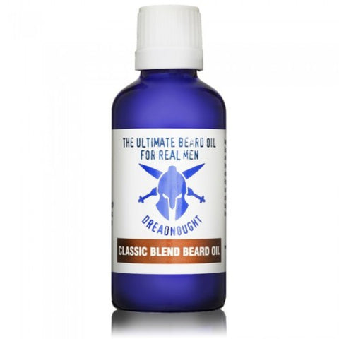 Dreadnought Beard Oil Classic Blend