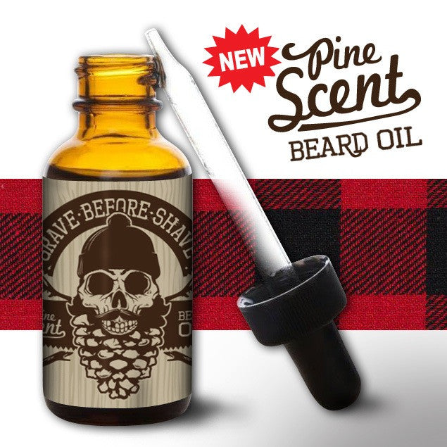 Fisticuffs Pine Blend Beard Oil 1oz
