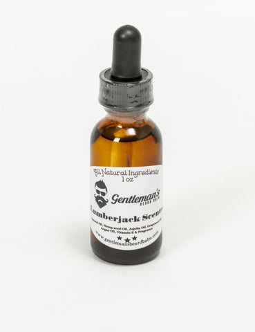 Gentleman's Lumberjack Beard Oil