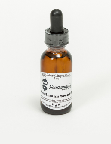 Gentleman's Gentleman Scented Beard Oil