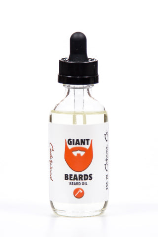 Giant Beards Cedarwood