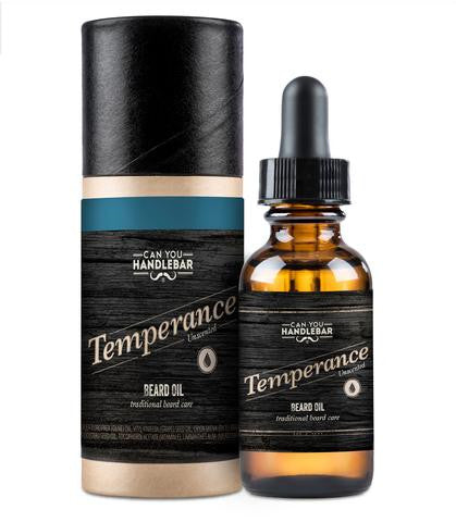 Handlebar Temperance Beard Oil