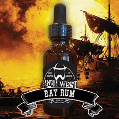High West - Bay Rum Beard Oil