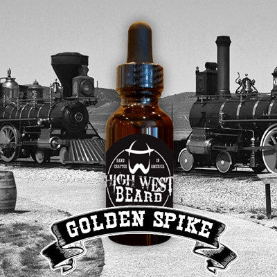 High West  - Golden Spike Beard Oil