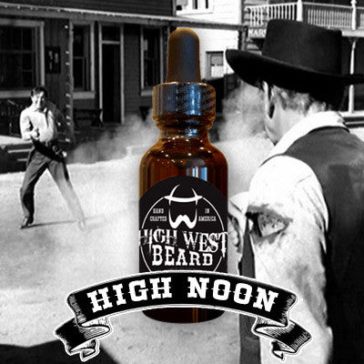 High West  - High Noon Beard Oil