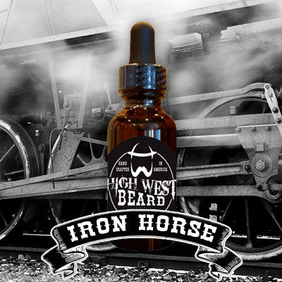 High West - Iron Horse Beard Oil