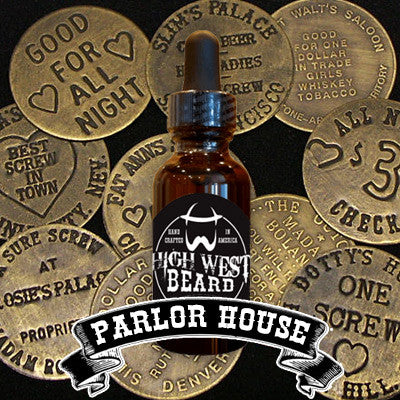 High West -  Parlor House Beard Oil