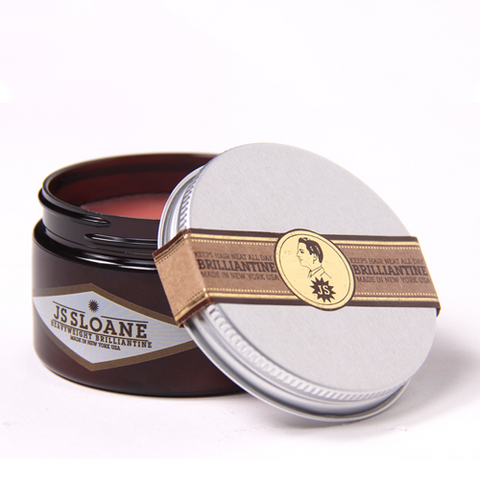 JS Sloan Grooming Products Pomade - Heavyweight Brilliantine