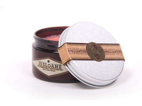 JS Sloan Grooming Products Pomade - Mediumweight Brilliantine
