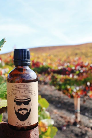 Napa Valley Ascending Beard Oil