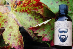 Napa Valley Spiced Crush Beard Oil