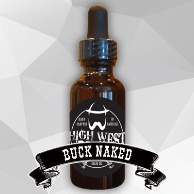 High West -Buck Naked Beard Oil