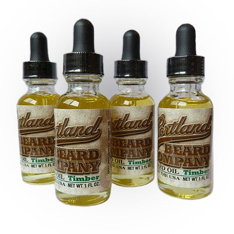 Portland Beard Timber Beard Oil 30ml