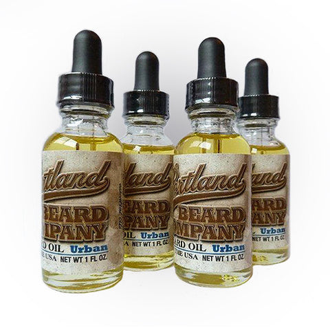 Portland Beard Urban Beard Oil 30ml