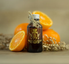 Royal Citrus Beard Oil