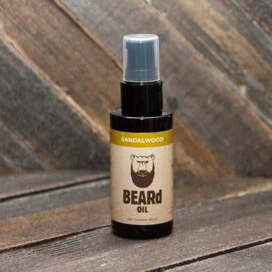 Jeremy Brown Beard Oil Company - Sandalwood