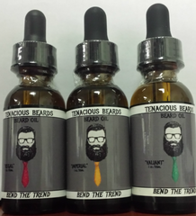 Tenacious Beard Oil - Regal-Woods