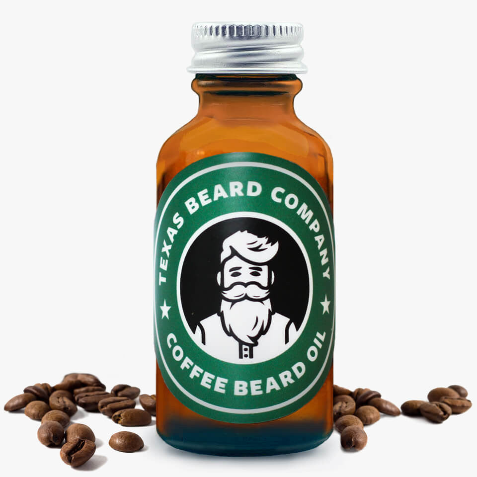 Texas Pecan Coffee Beard Oil 1 oz