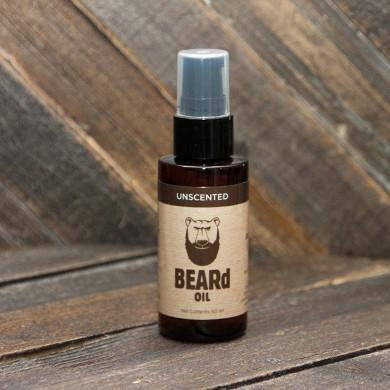 Jeremy Brown Beard Oil Company - Unscented