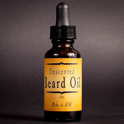 Vintage Unscented Beard Oil