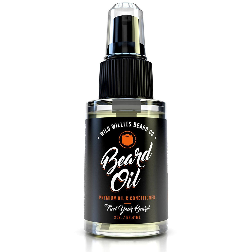 Beard Elixir (White/Black Bag) - Original
