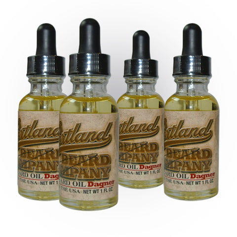 Portland Beard Dagner Beard Oil 30ml