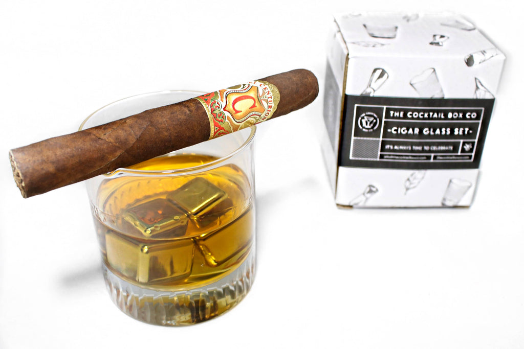 Cigar Glass Set