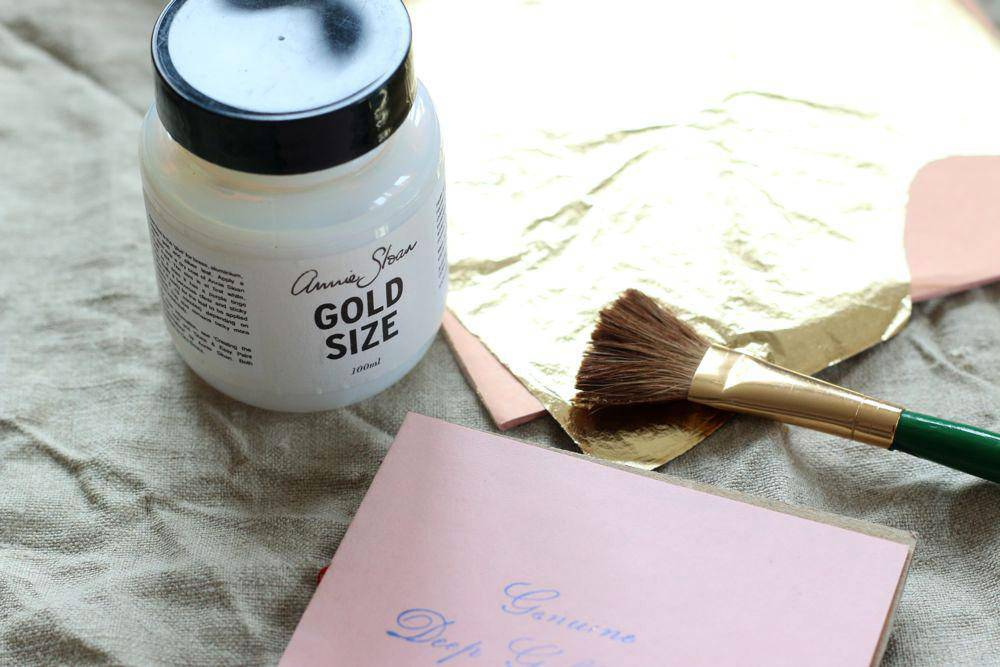 Gold Size - Farmhouse Tupelo