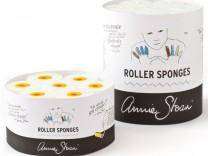 Annie Sloan Sponge Roller Refill Packs (select for small or large roller head) - Farmhouse Tupelo