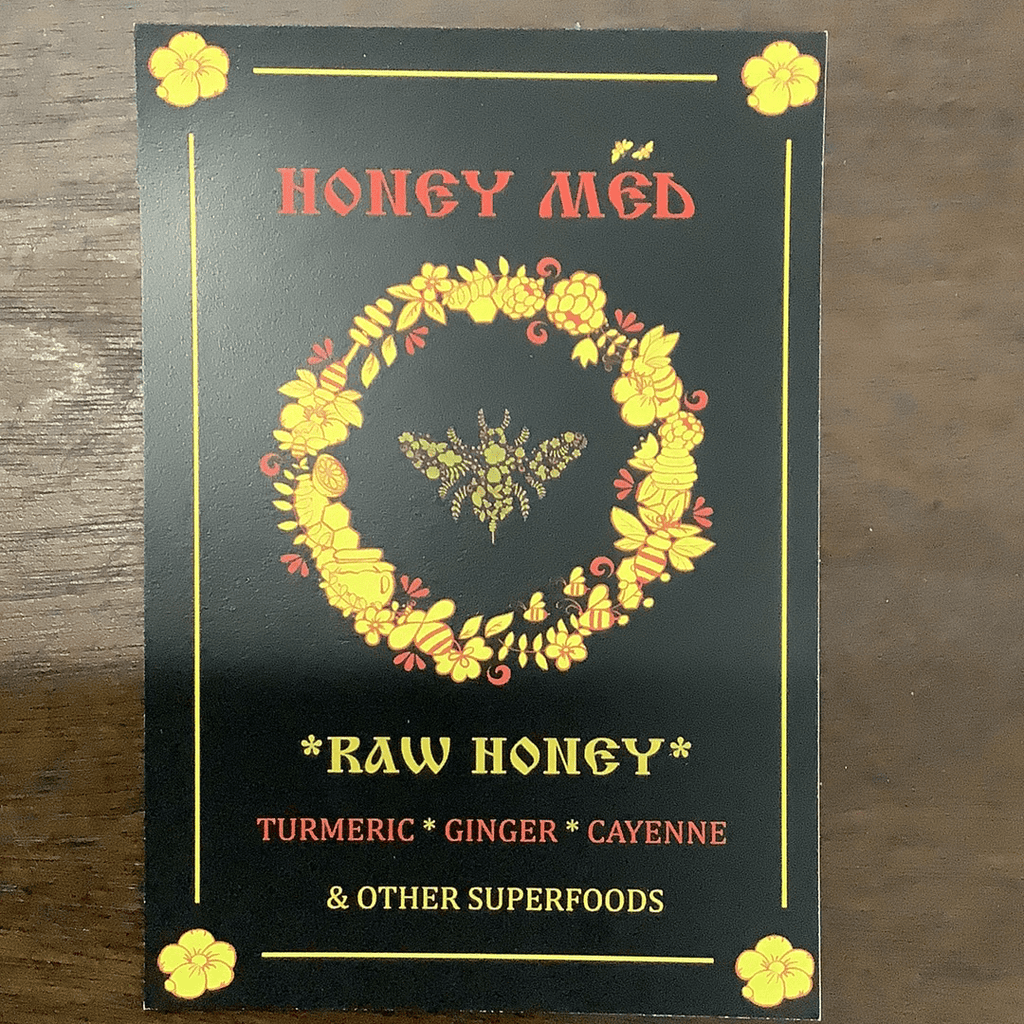 Honey with Superfoods - Farmhouse Tupelo