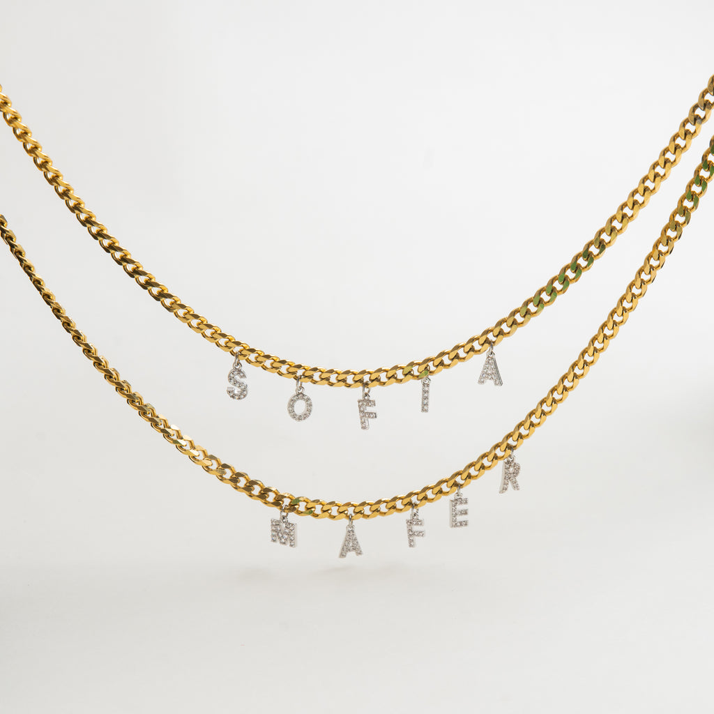 Veren Chain - Custom Necklace