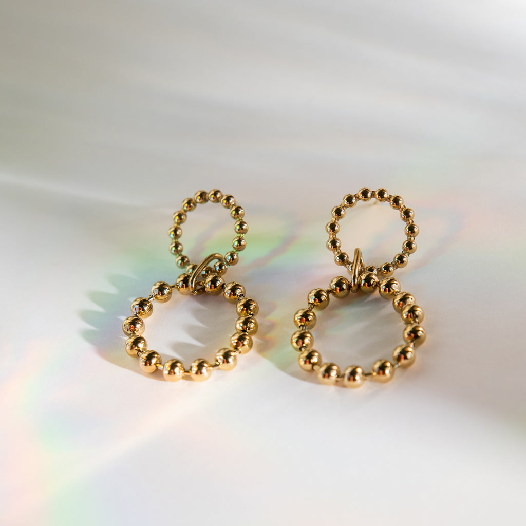 Ara Dots Earrings