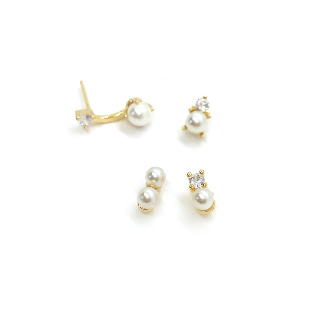 Annora Earrings Set