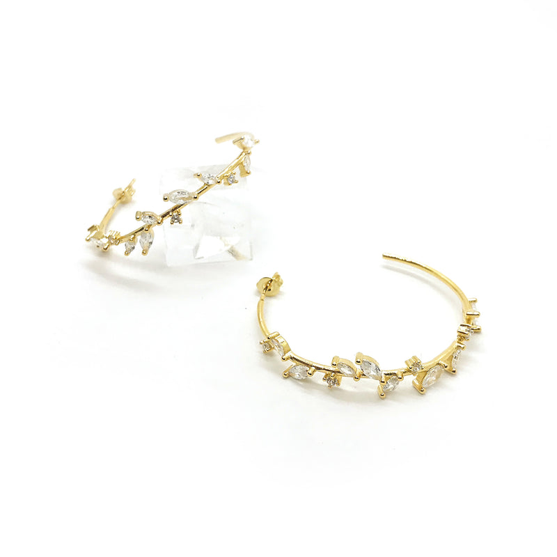 Light Savannah Hoops