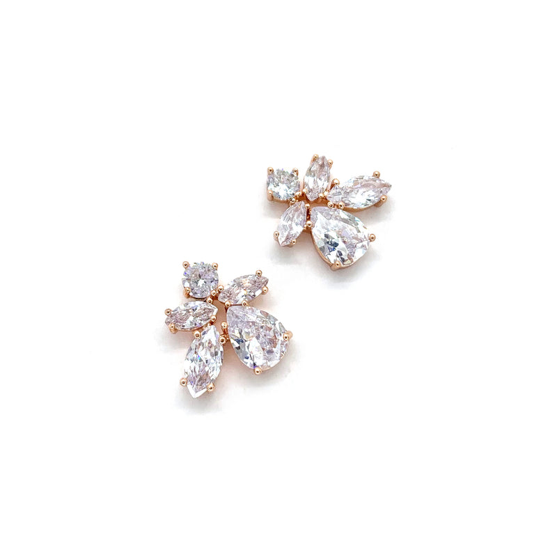 Crystal Heren Earrings