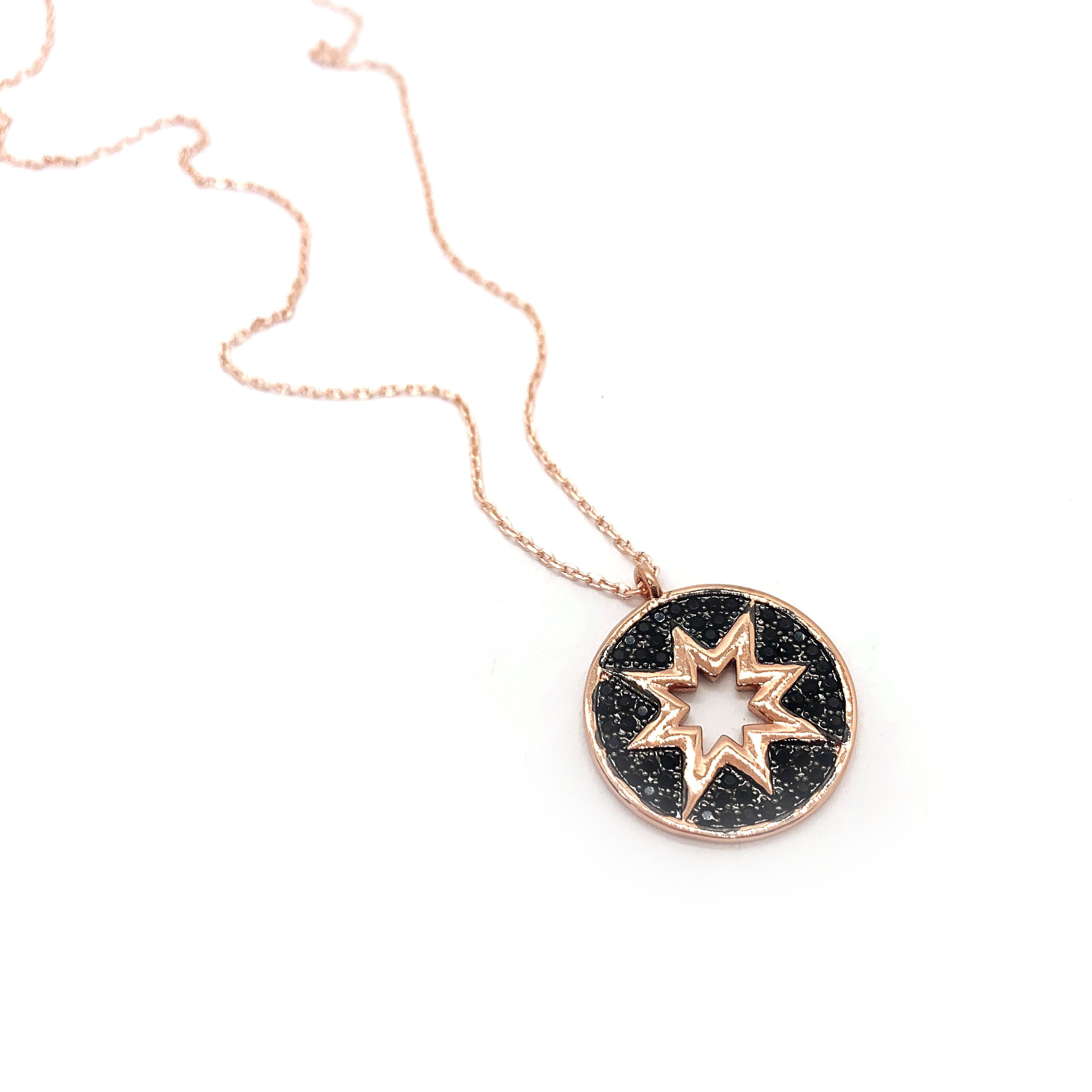 Knight Star Necklace