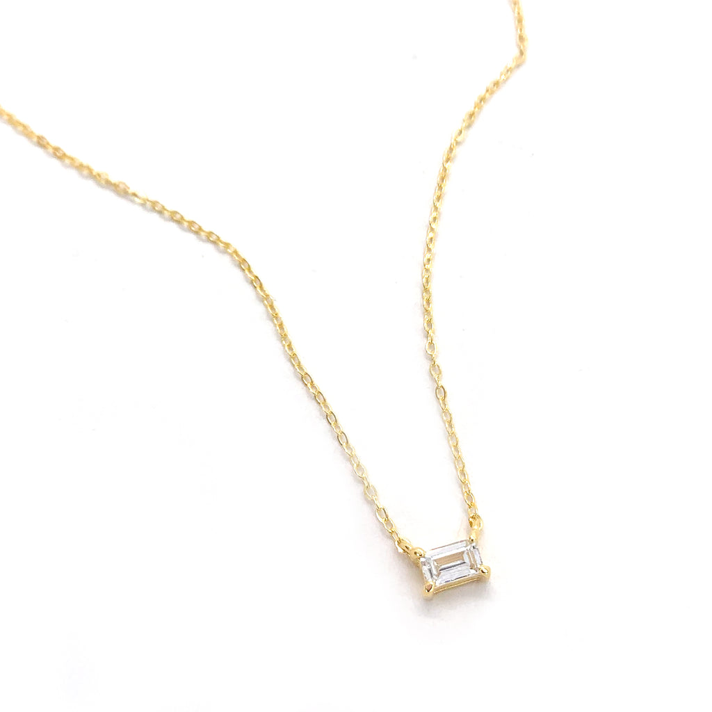 Piamonte Square Necklace