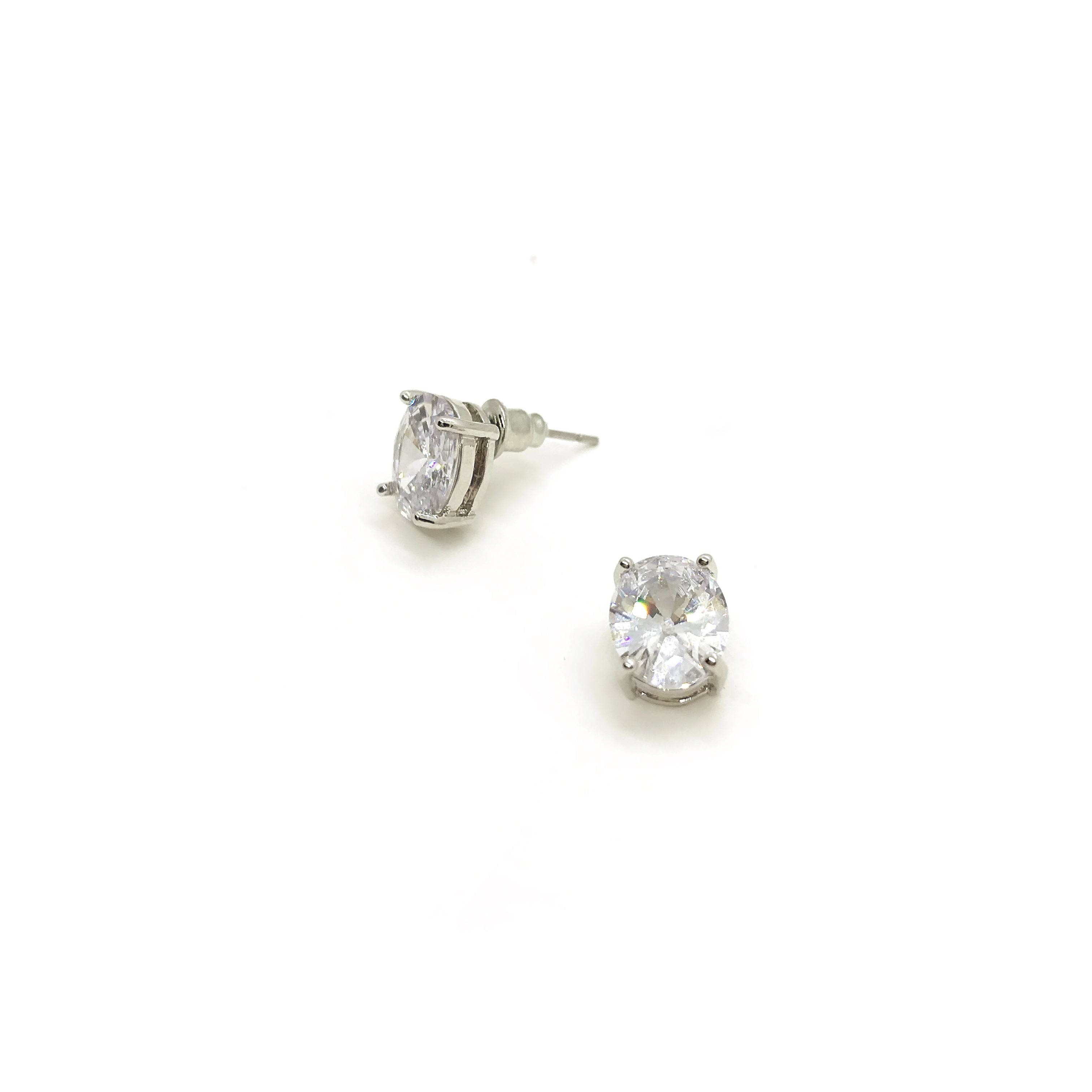 Perfect Crystal Studs