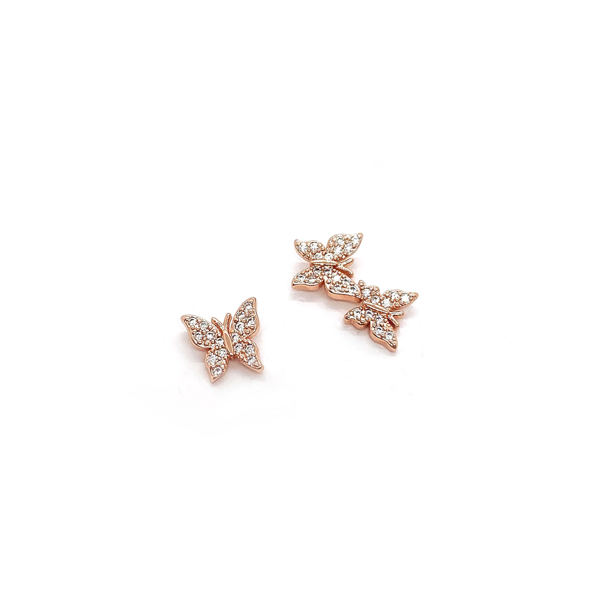 Blush Butterfly Mini