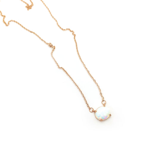Olympia Opal Necklace