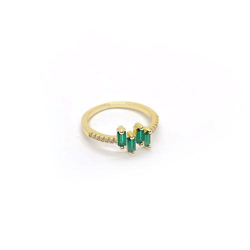 Crystal Pine Ring