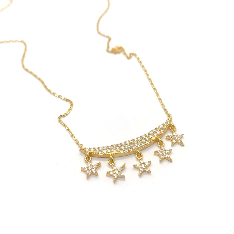 Adana Night Necklace - SALE!