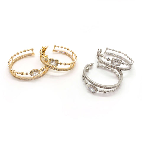 Hanvec Collection Hoops