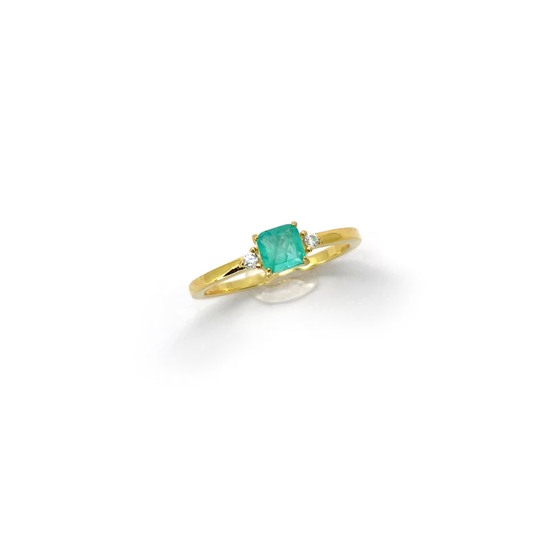 Les Single Square Ring