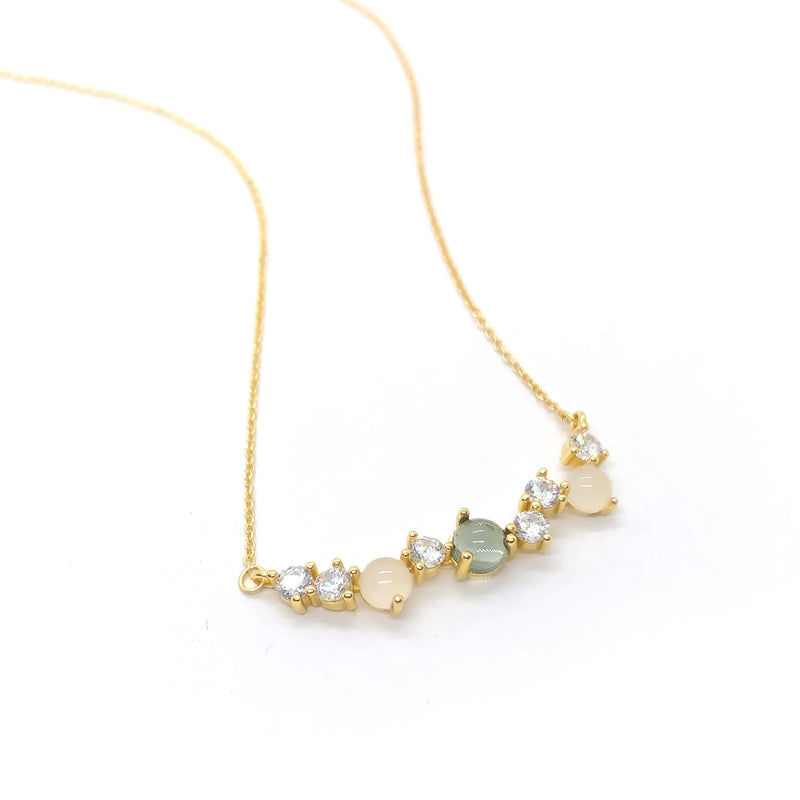 Zaria Gems Necklace
