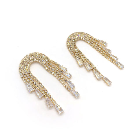 Chained Iduna Earrings