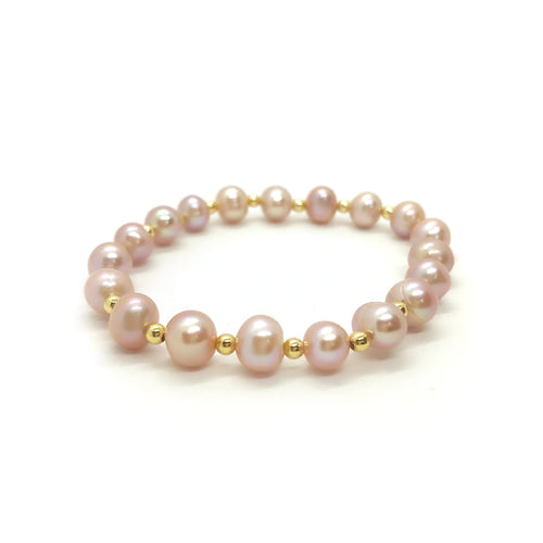 Salee Pearls Pink
