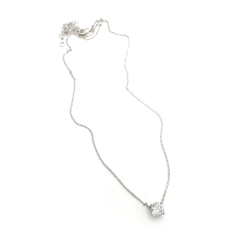 Single Crystal Necklace