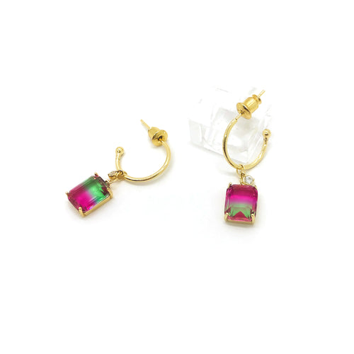 Princess Rainbow Earrings